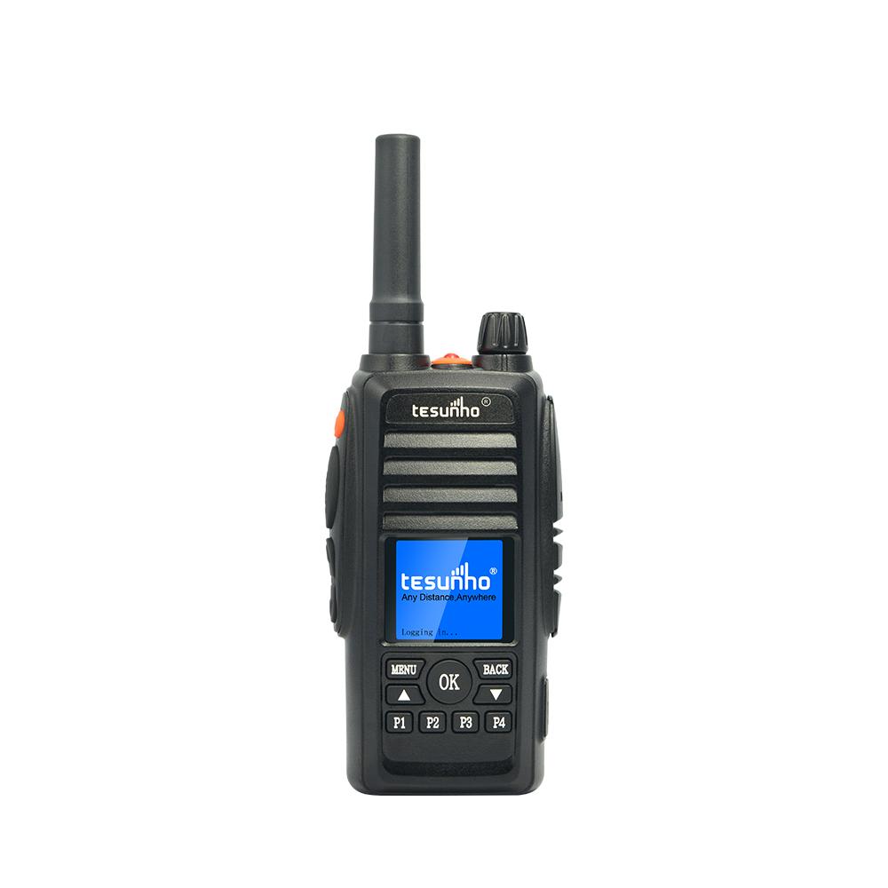 TH-388 Professional TwoWayRadio Support Emergency Call