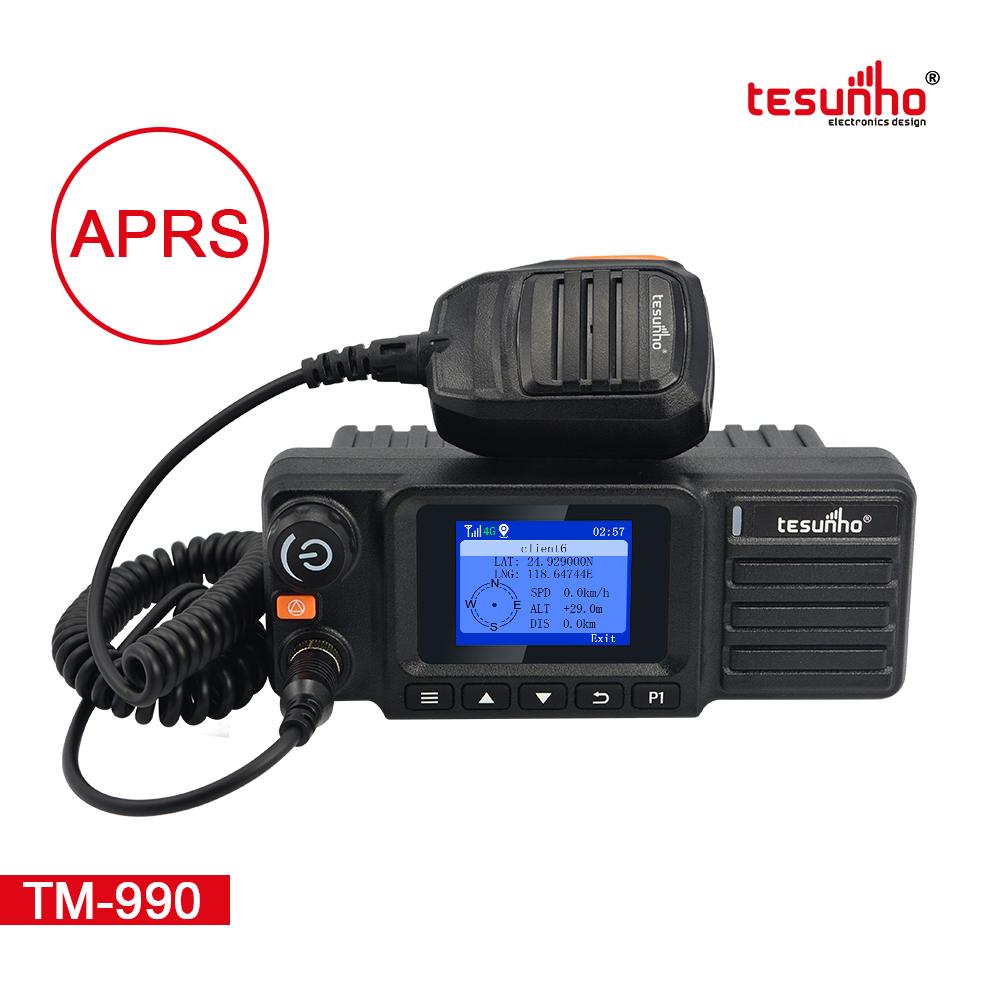 TM-990 Police Wireless Mobile Radio Intercom