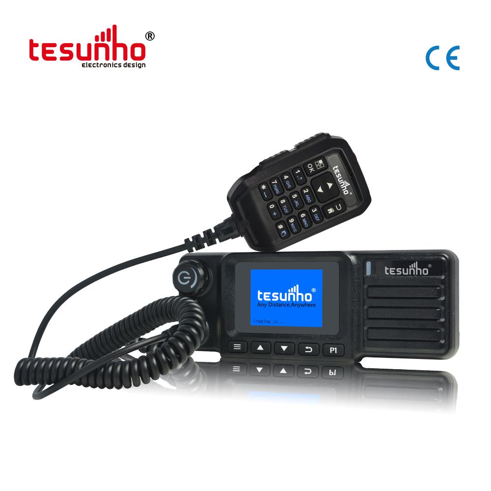 Police Vehicle Radio UHF Network TM-990D