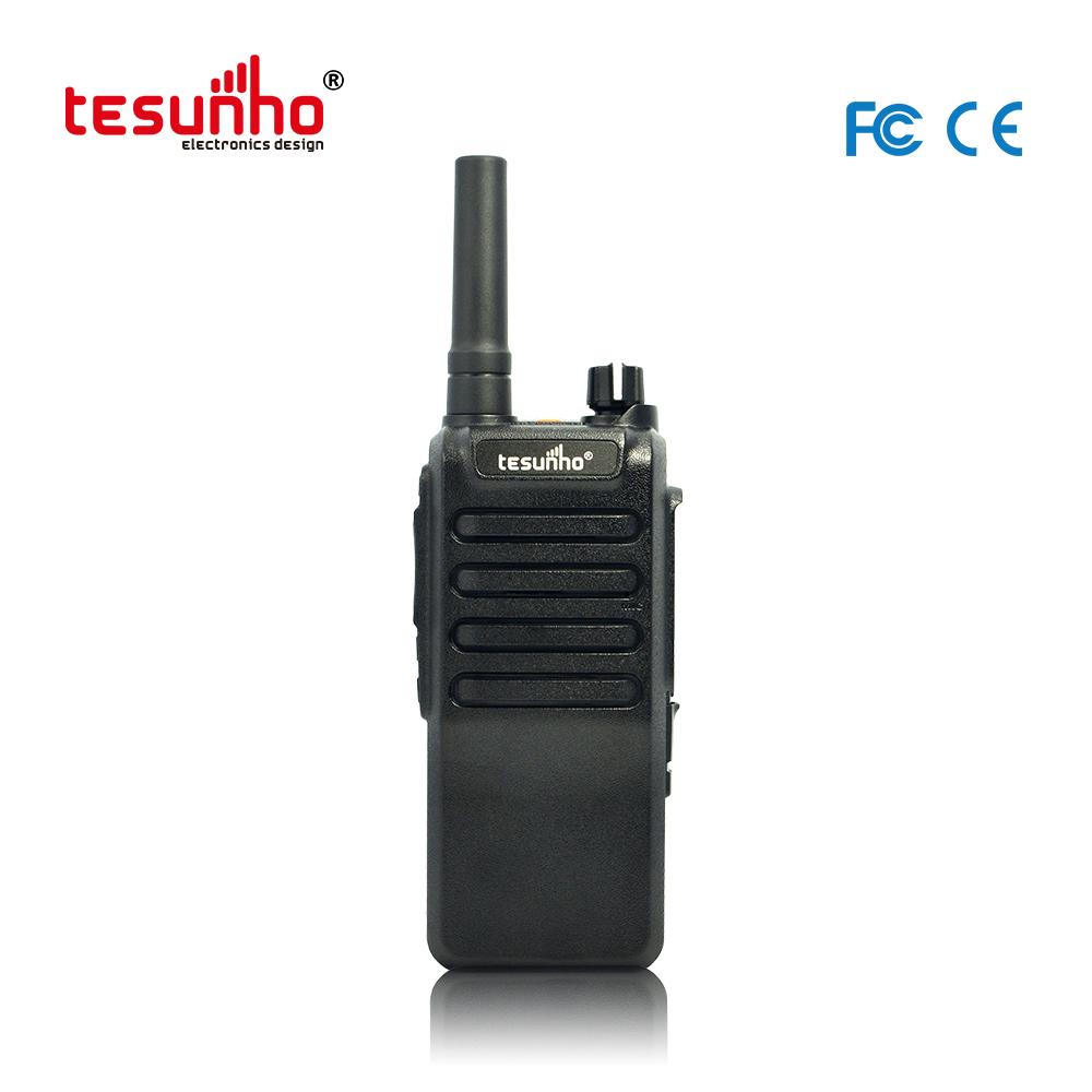 4G Push To Talk Satellite Phone Radio POC TH-518L