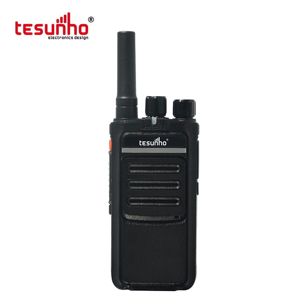 TH-510 Man Down Push To Talk Radio Lone Worker