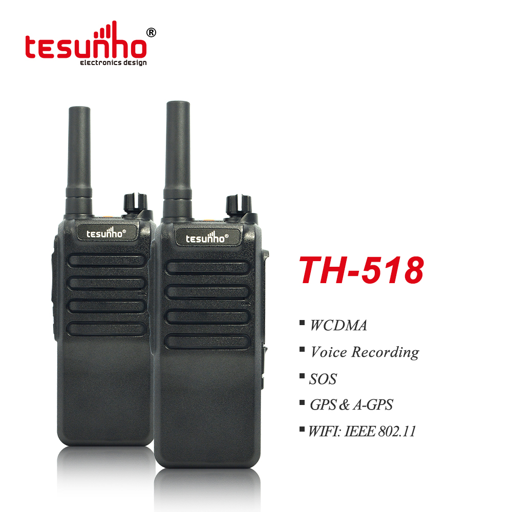VOIP Walkie Talkie 2Way Radio 100km TH-518