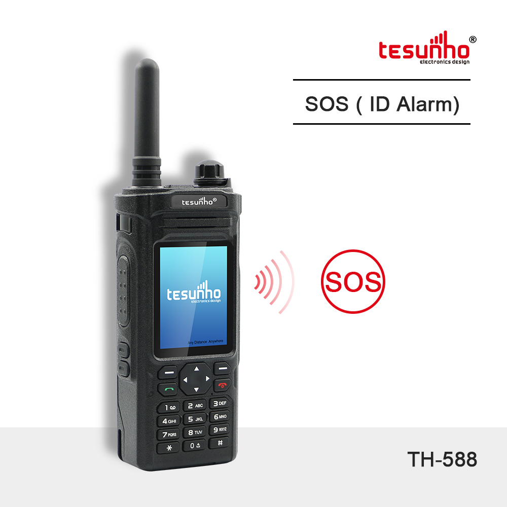 Business Durable Two Way Radios APRS Android TH-588