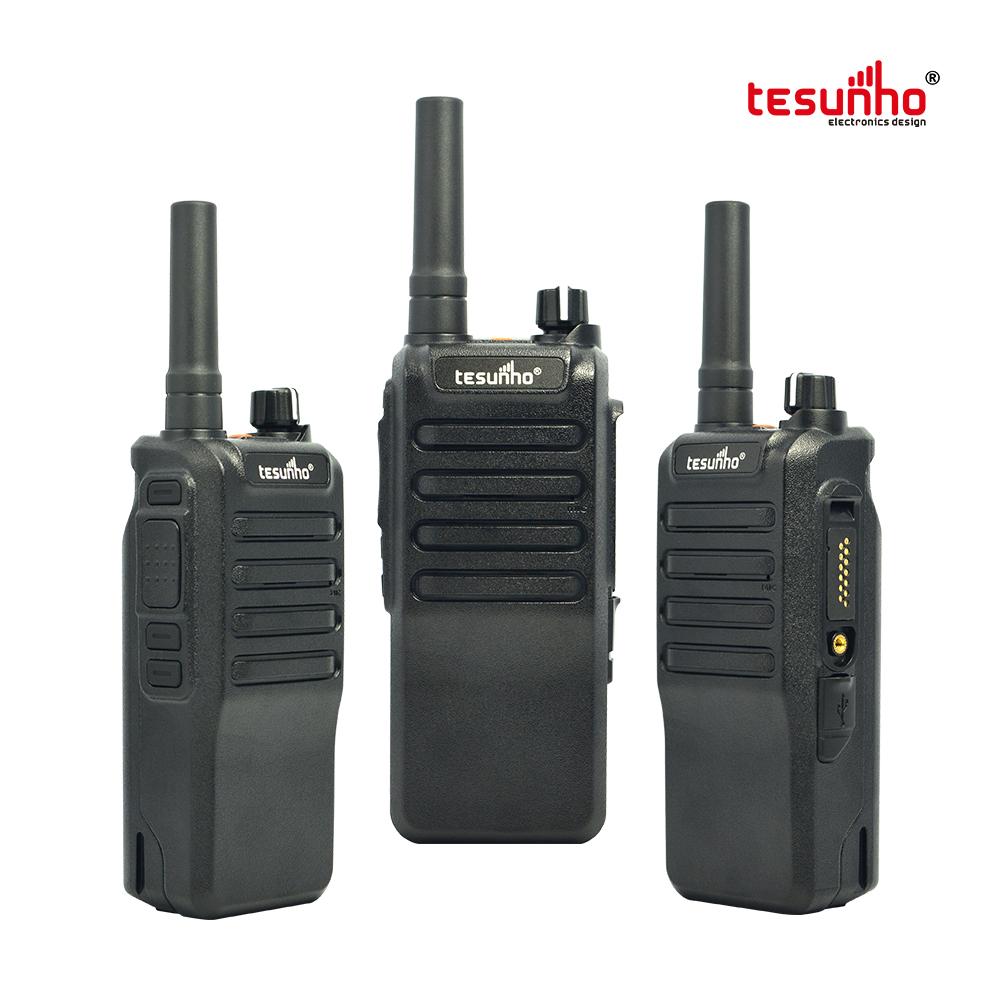 Non-screen Unlimited Talk Range IP Radios TH-518