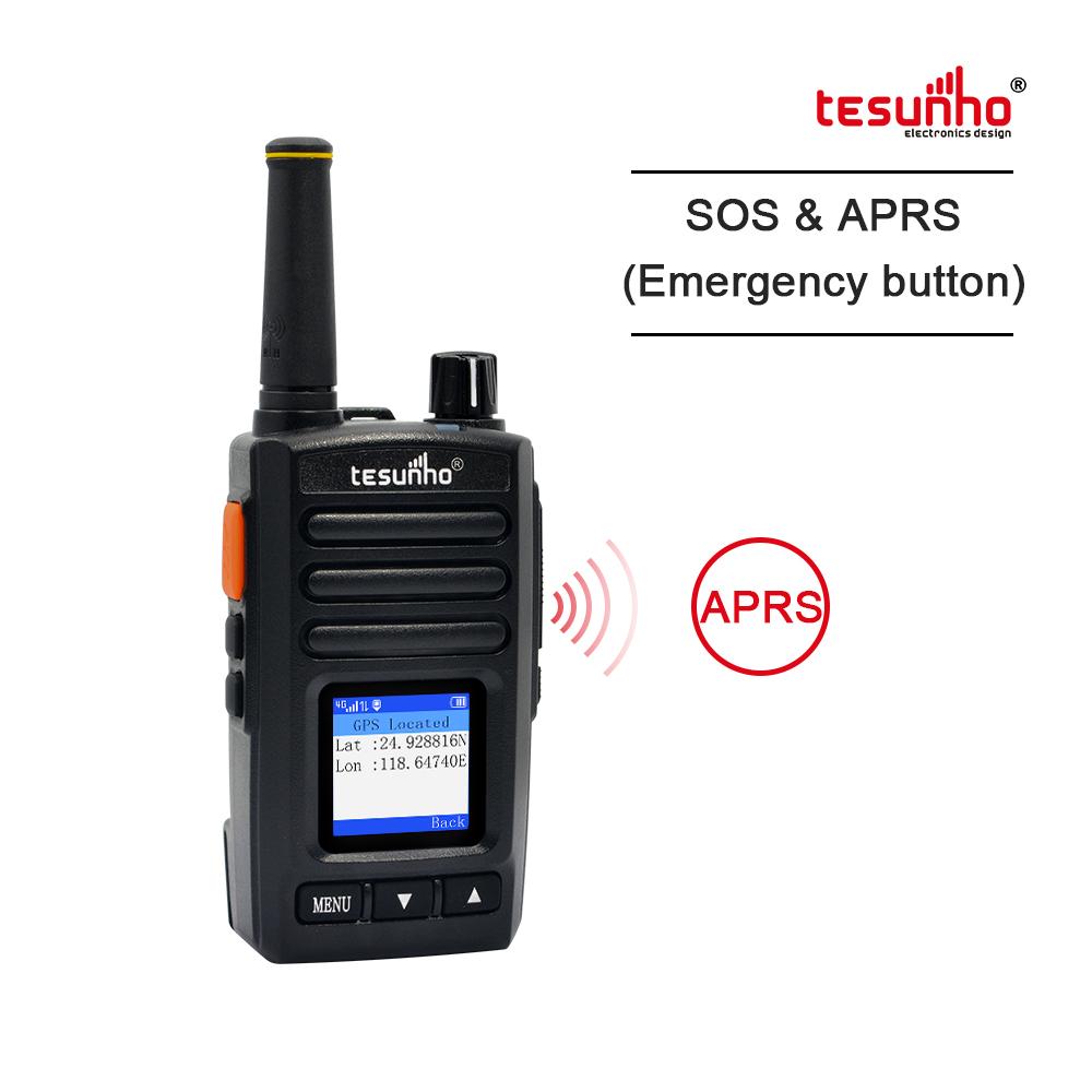 Hot Selling Mini Size Black Interphone TH-282
