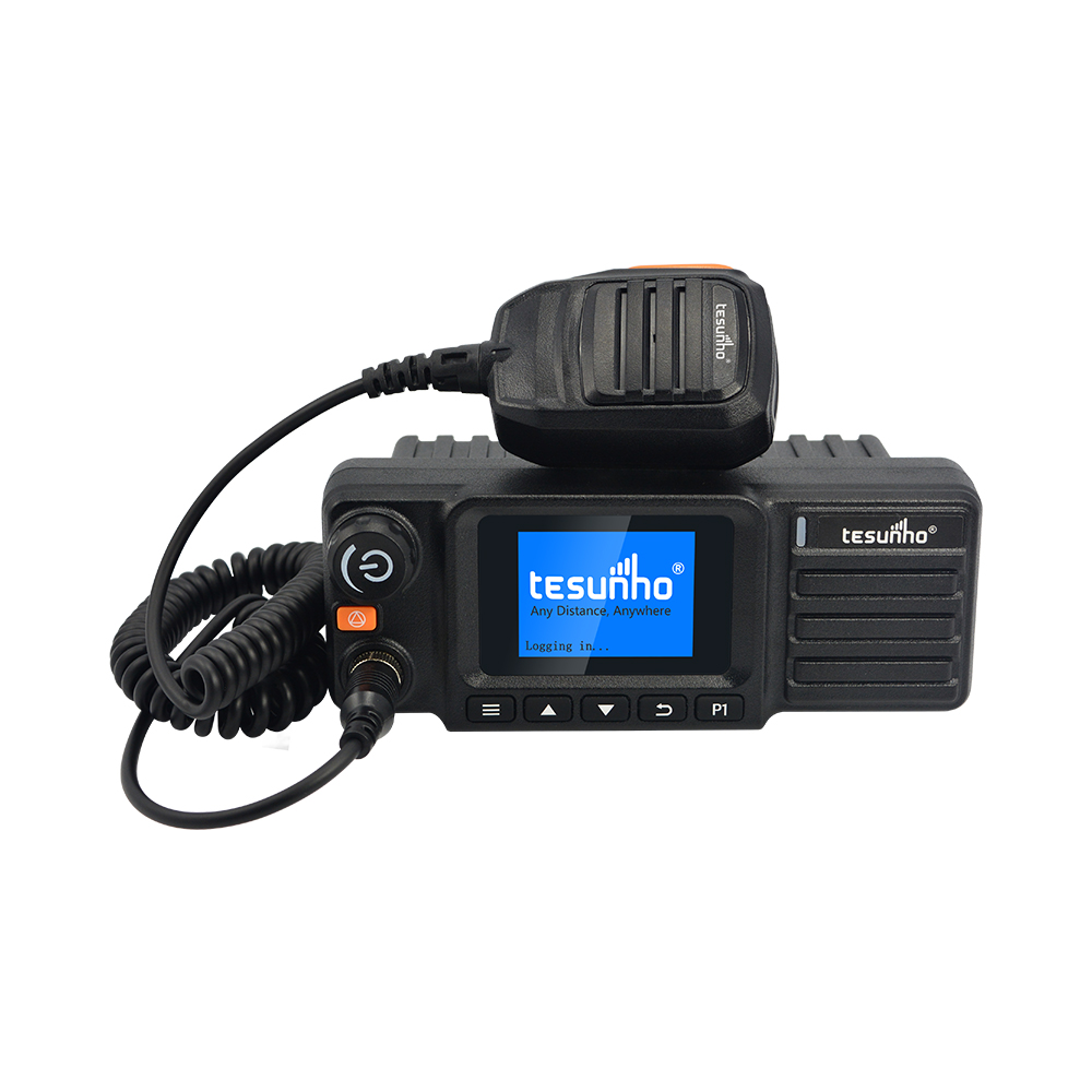 2 Way  Radio  4G Dual Mode TM990 Tesunho