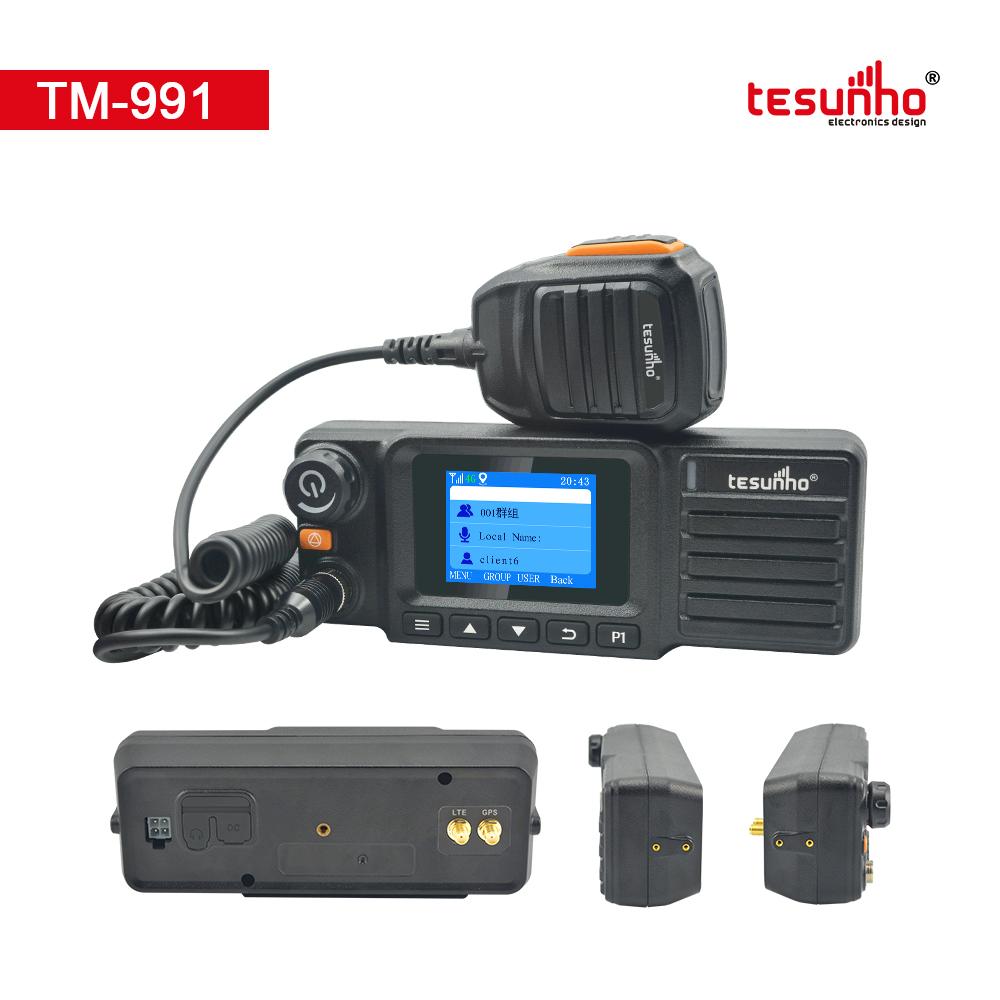 4G Lte Mobile Radio Realptt Factory Supplier TM-991