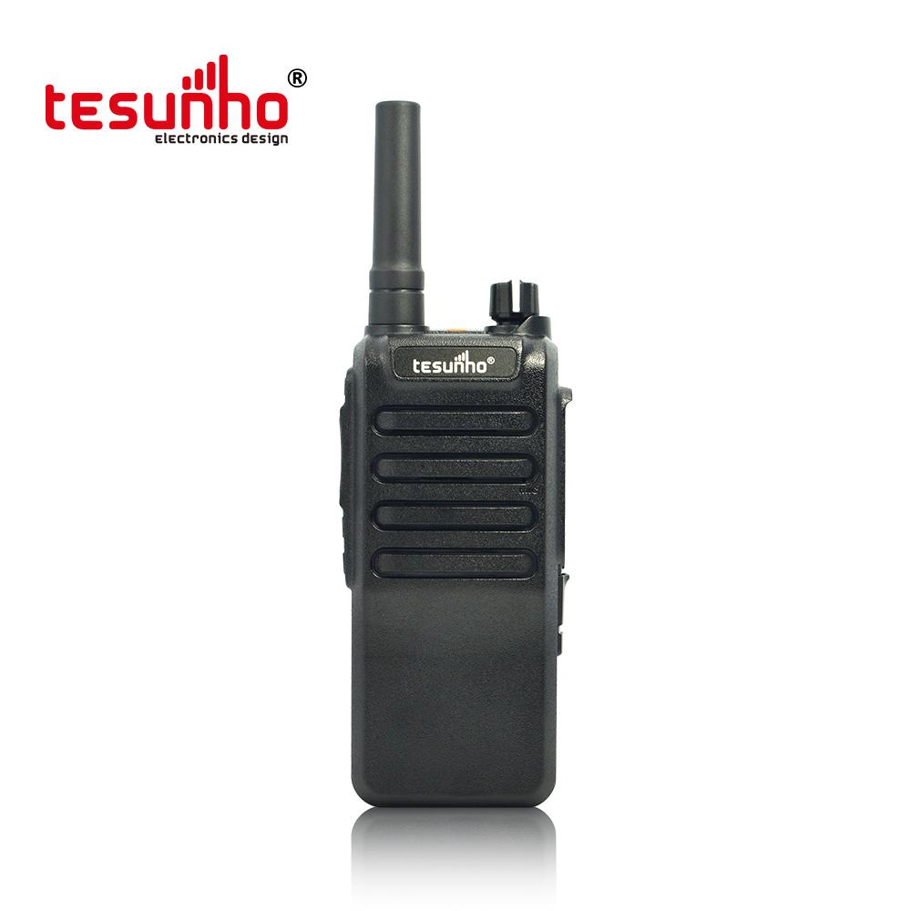 Real PTT Walkie Talkie Headset  TH-518