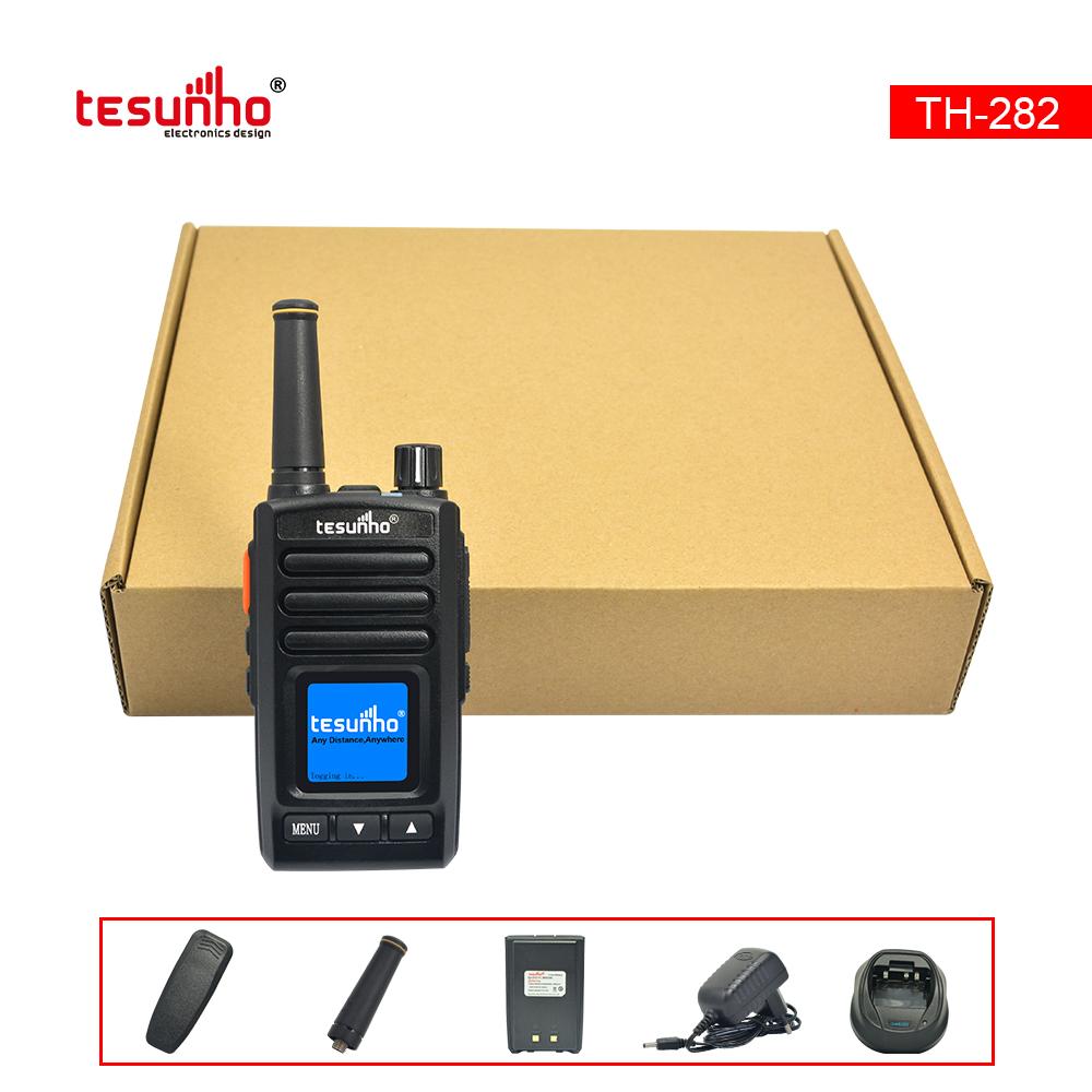 Handheld Walkie Talkie 4G Mobile Phone Radio TH-282