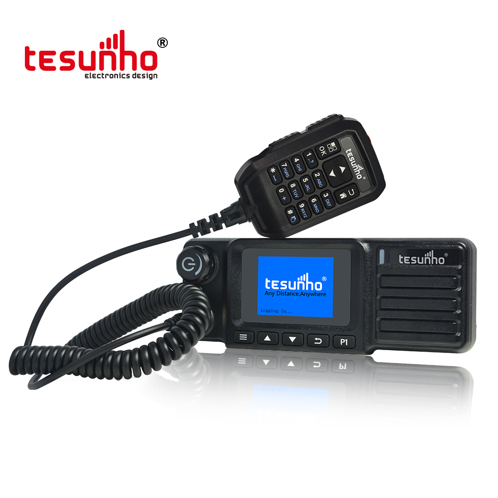 Vehicle Mounted Radio Dual Mode Heavy Duty TM-990D