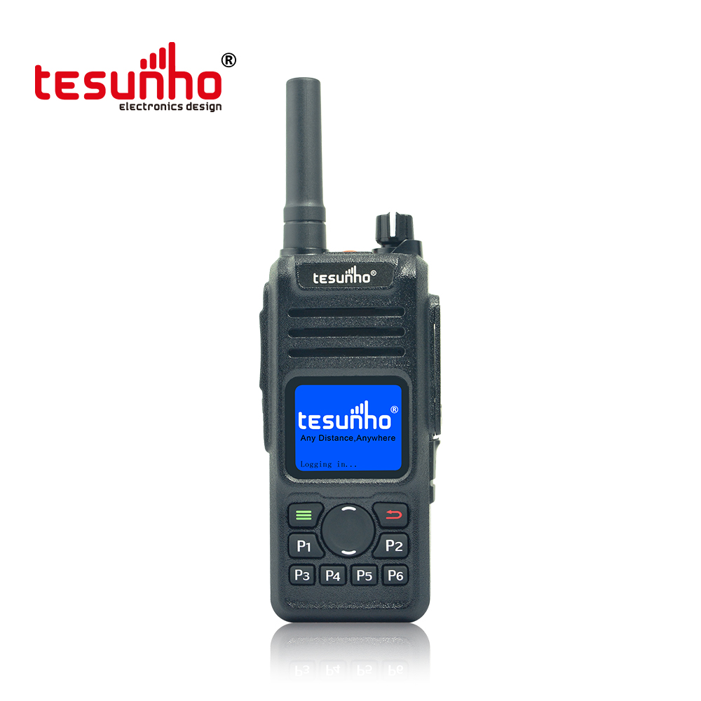 TH-682 NFC OEM POC Two Way Radio For Security Guard