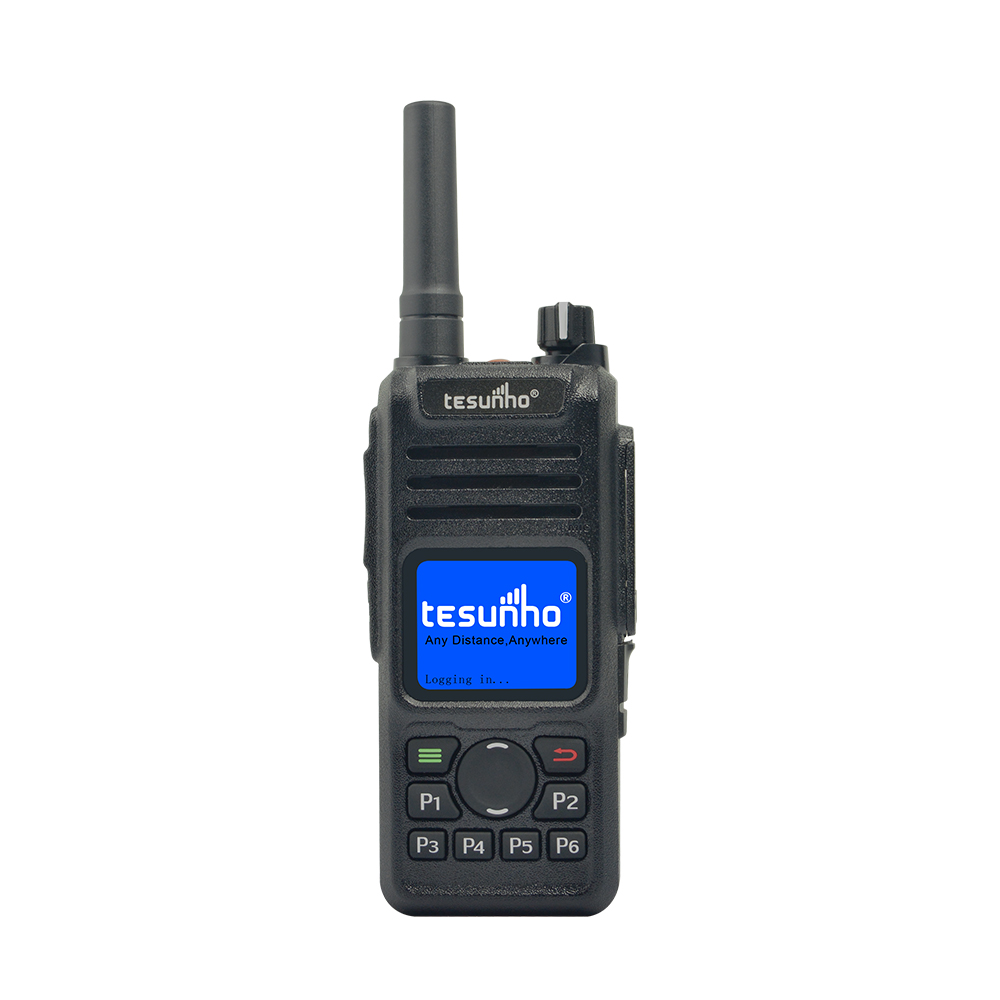 Tesunho TH-682 RFID Label  Patrol Two Way Radio