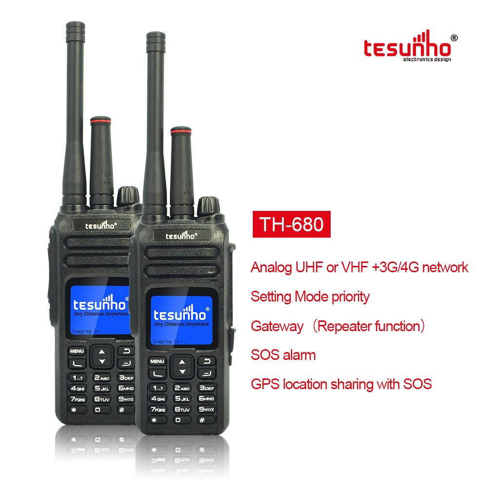 High Quality Portable Radio Over IP TH-680