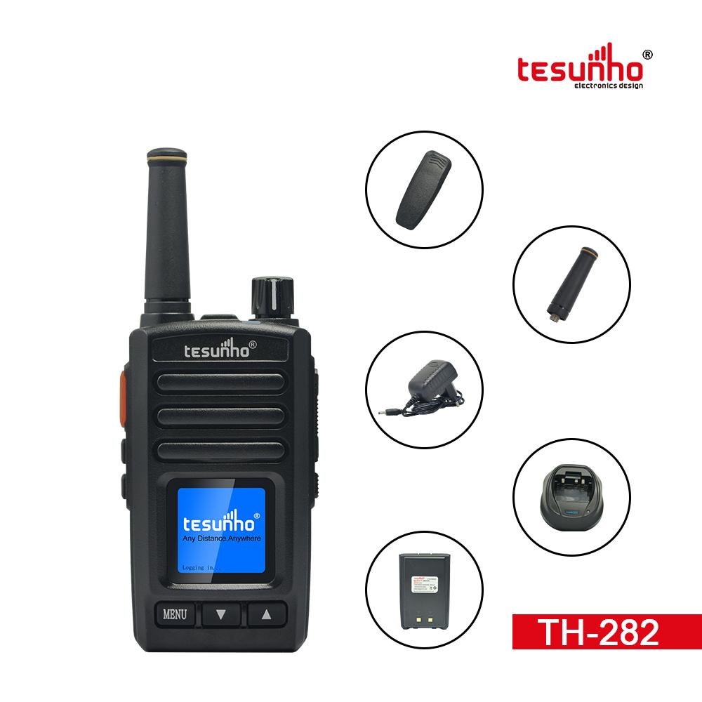 Police Handheld Radios Communication System TH-282