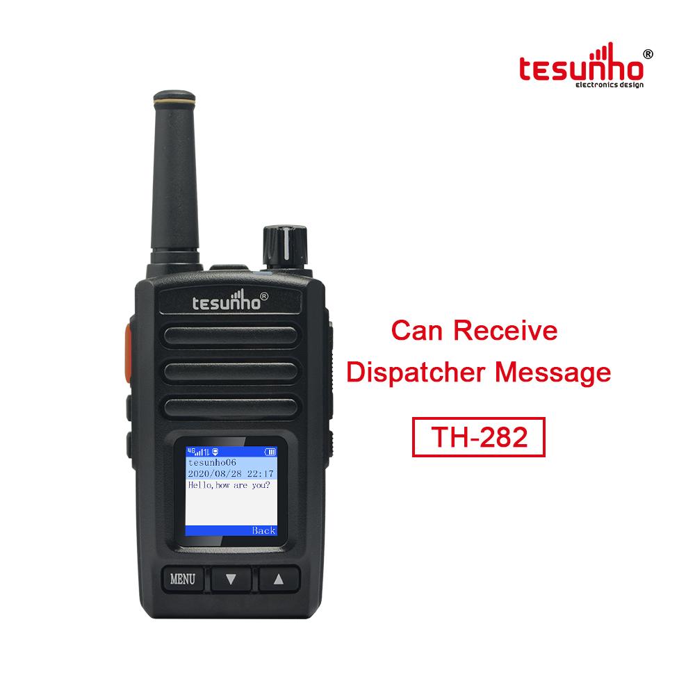 Tesunho TH-282 Mini APRS GPS 200km Walkie Talkie