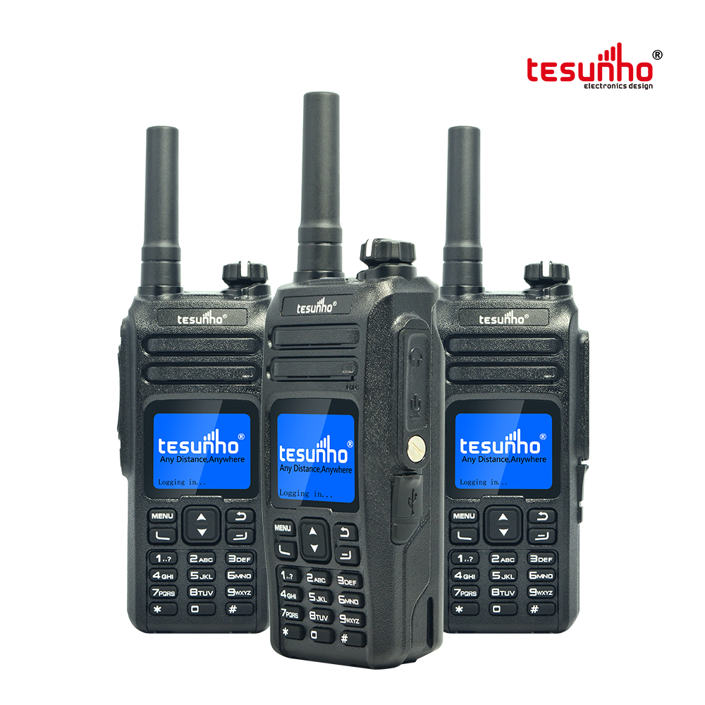 GPS Security Public Network Walkie Talkie TH-681