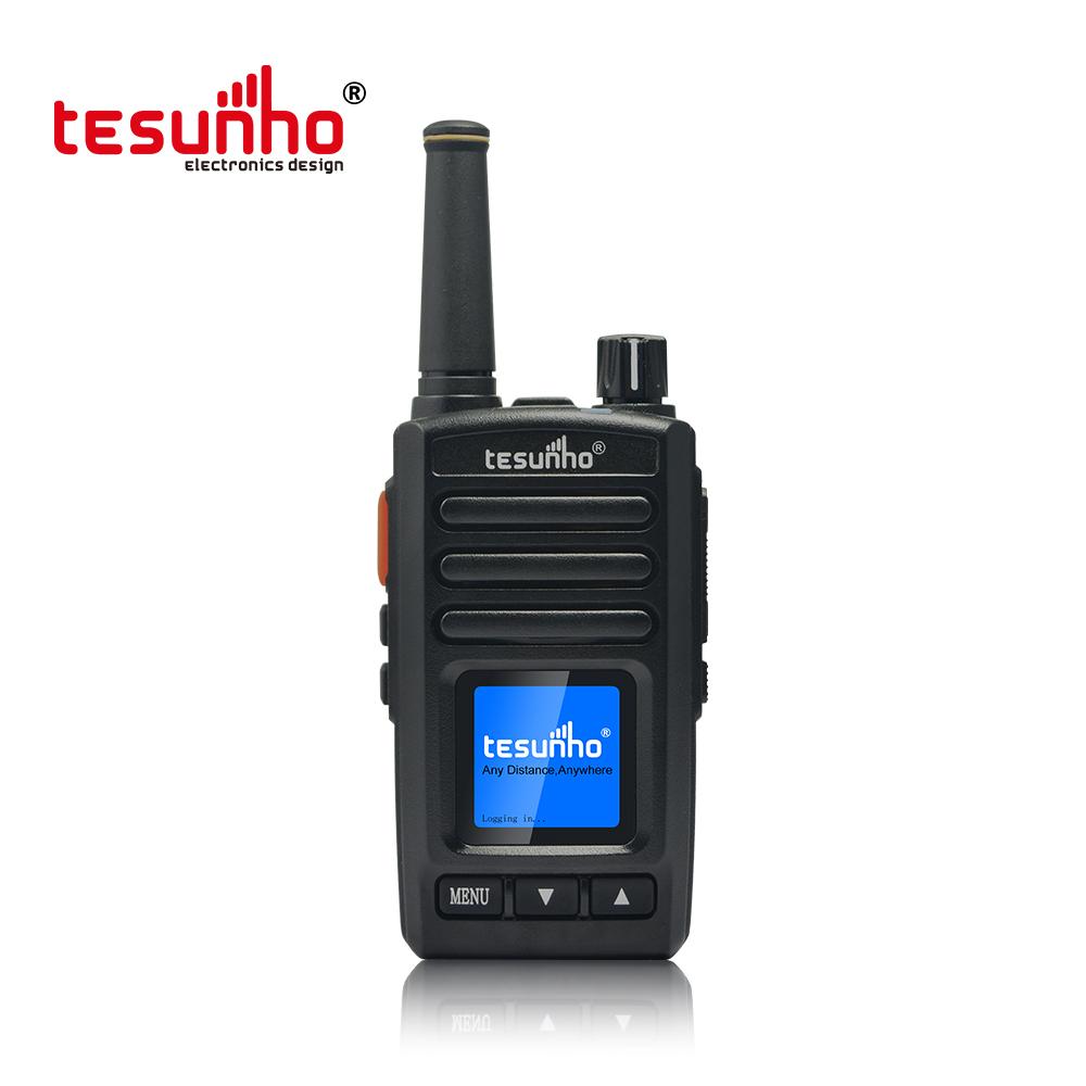 China Manufacturer GPS LTE Walkie Talkies TH-282
