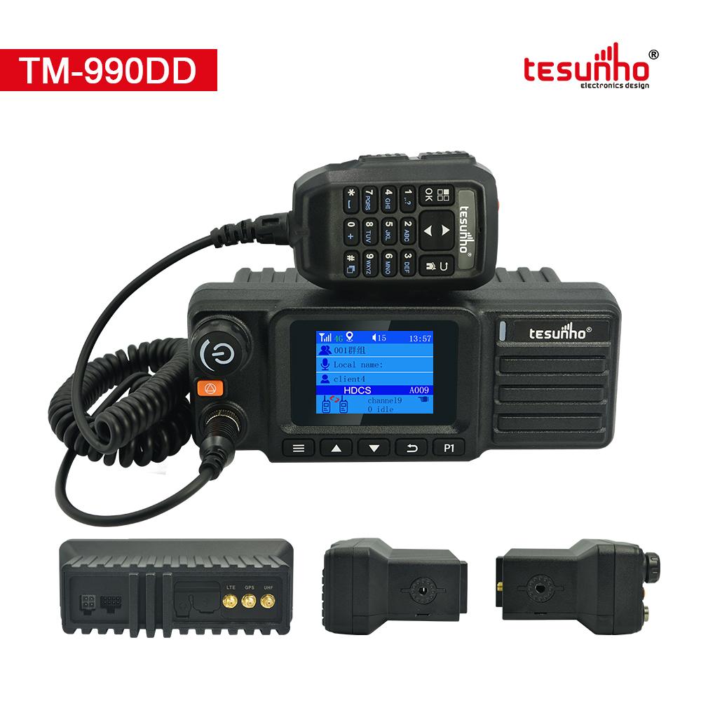 TM-990DD Best Base Station Car Mobile DMR UHF Radio