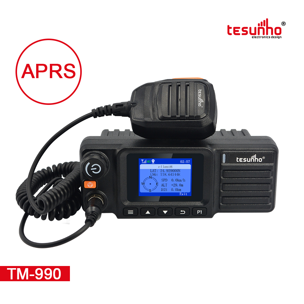 Mobilofoon High Powered Bluetooth Patrol TM-990