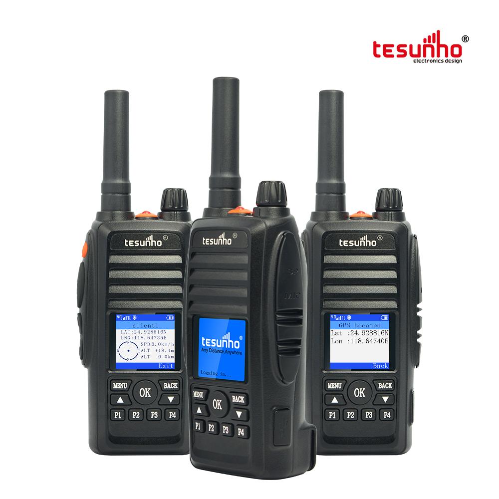TH-388 VOIP 4G WCDMA Tesunho SIM Card Radio