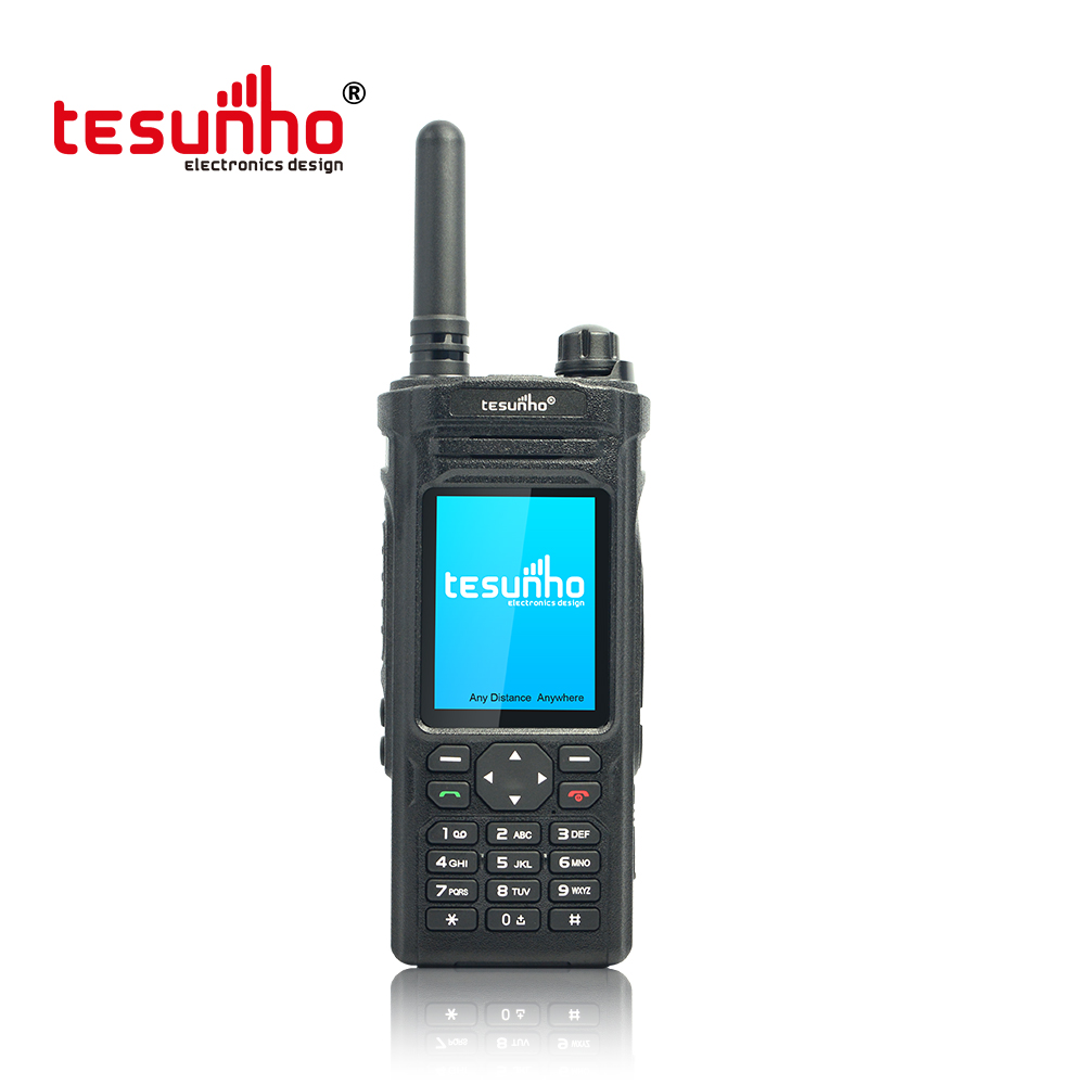 Tesunho TH-588 Two Way Radio Real Ptt 3G Wifi