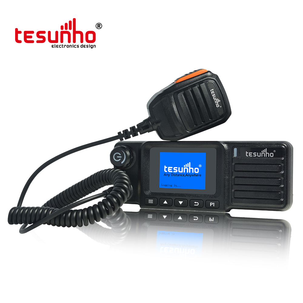 Wide Input Voltage Tesunho Trunking Two Way Radio