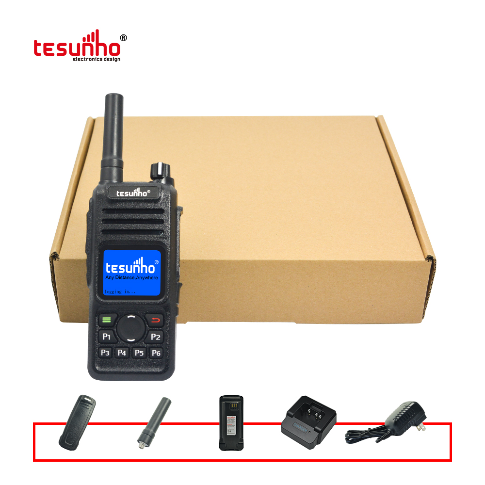 Heavy Duty Walkie Talkie Radios TH-682