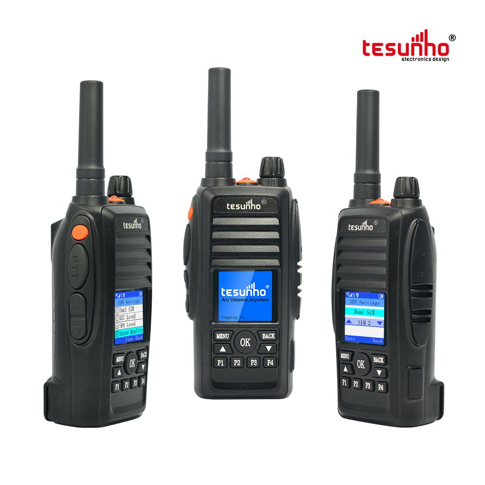 Tesunho TH-388 Nationwide PTT Handheld IP Radio