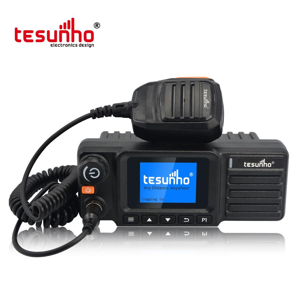 GPS Trunking Car Mobile Radio LTE 4G 3G TM-990