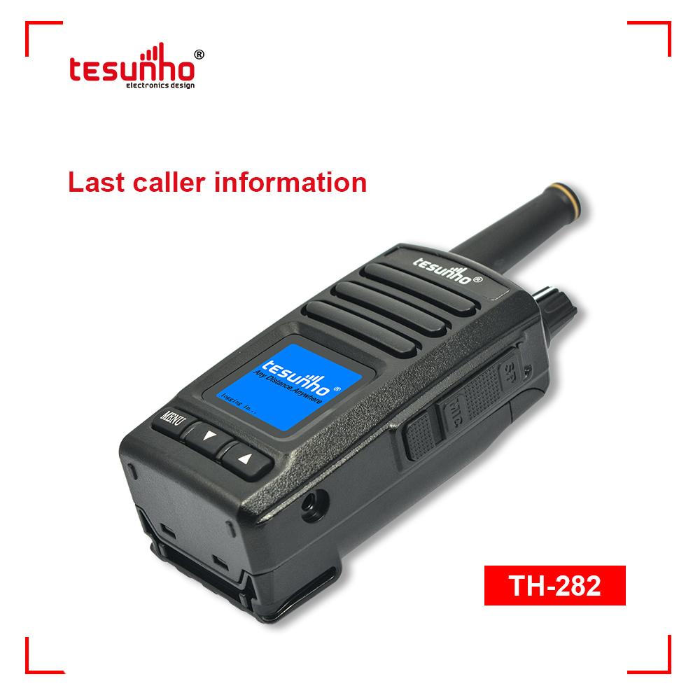 200 km Range Portable Travel Walkie Talkie TH-282