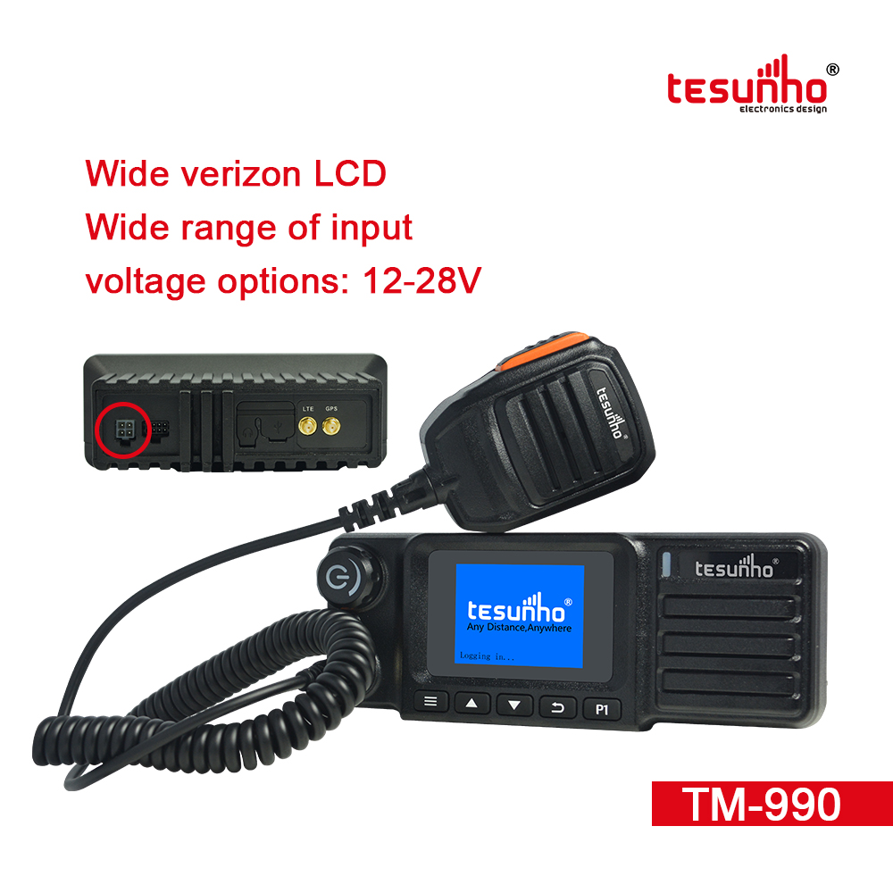 Mobile Radios For Truckers TM-990
