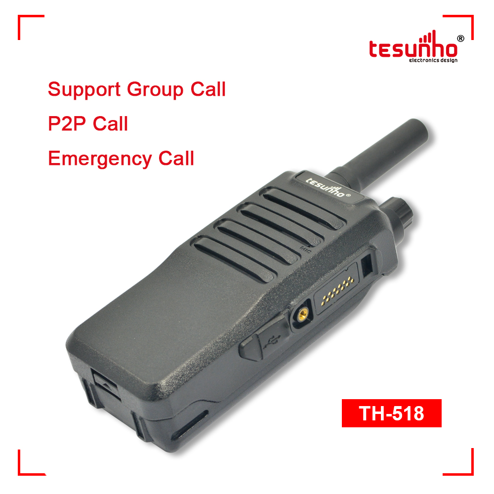 GSM Intercom Long Range POC Transceiver TH-518L