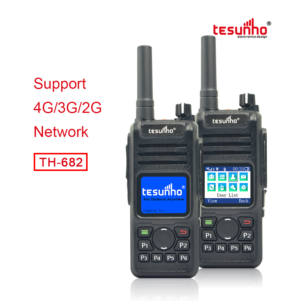 4G Network Walkie Talkie For Sale TH-682
