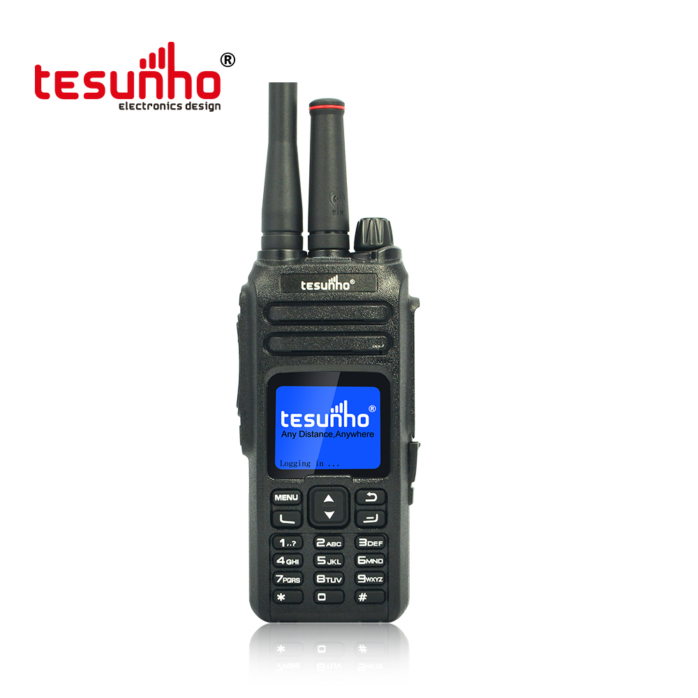 Keypad Network Analog Handheld Two Way Radio TH-680