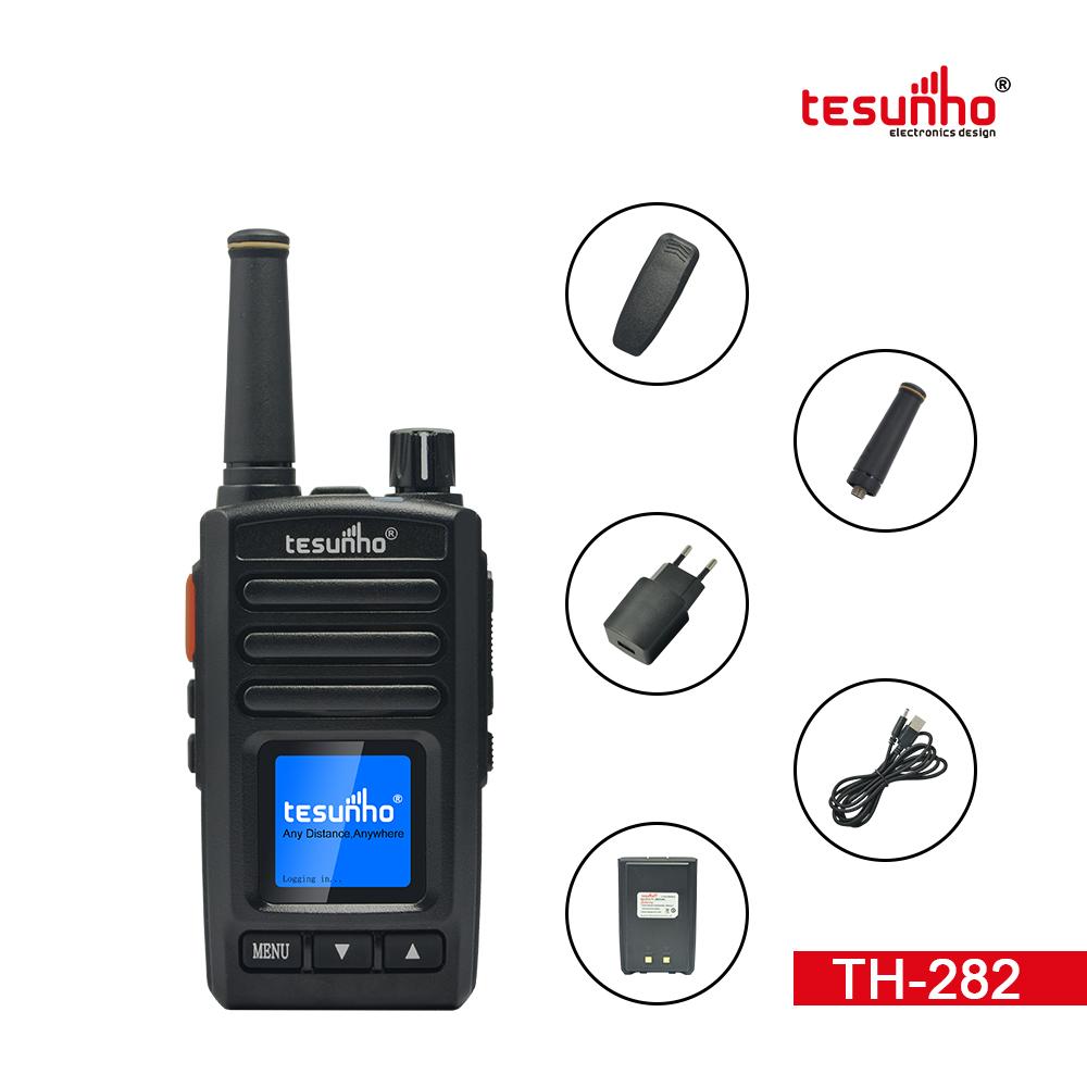 Mini 4G Radio LTE Dispatching System TH-282
