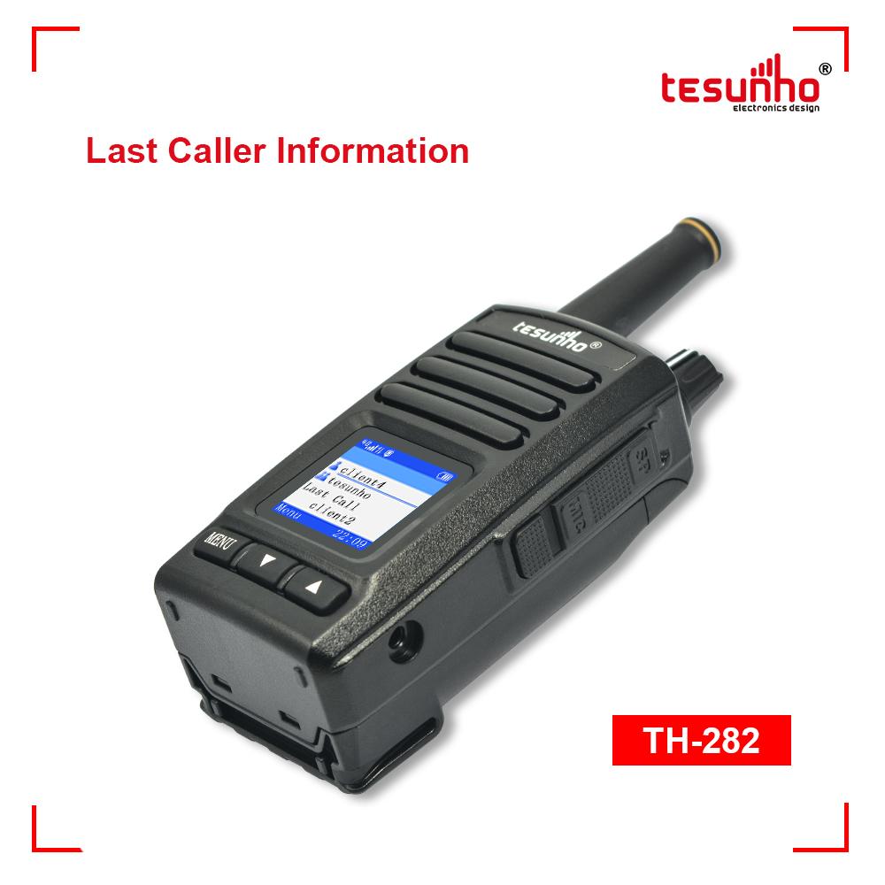 Portable Sim Card Radio 200KM  Long Range TH-282