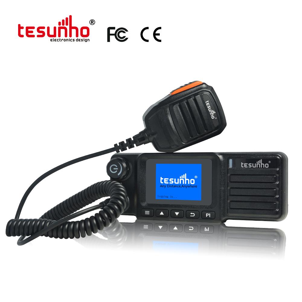 SIM Card Vehicle Mouted Walkie Talkie Realptt TM-991