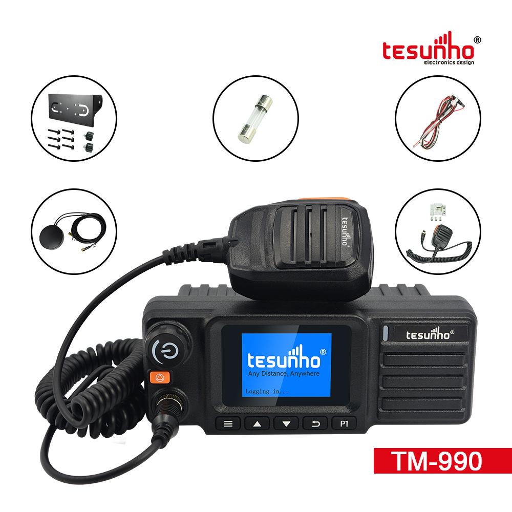 2021 Best Truck Tesunho Two Way Radio TM-990