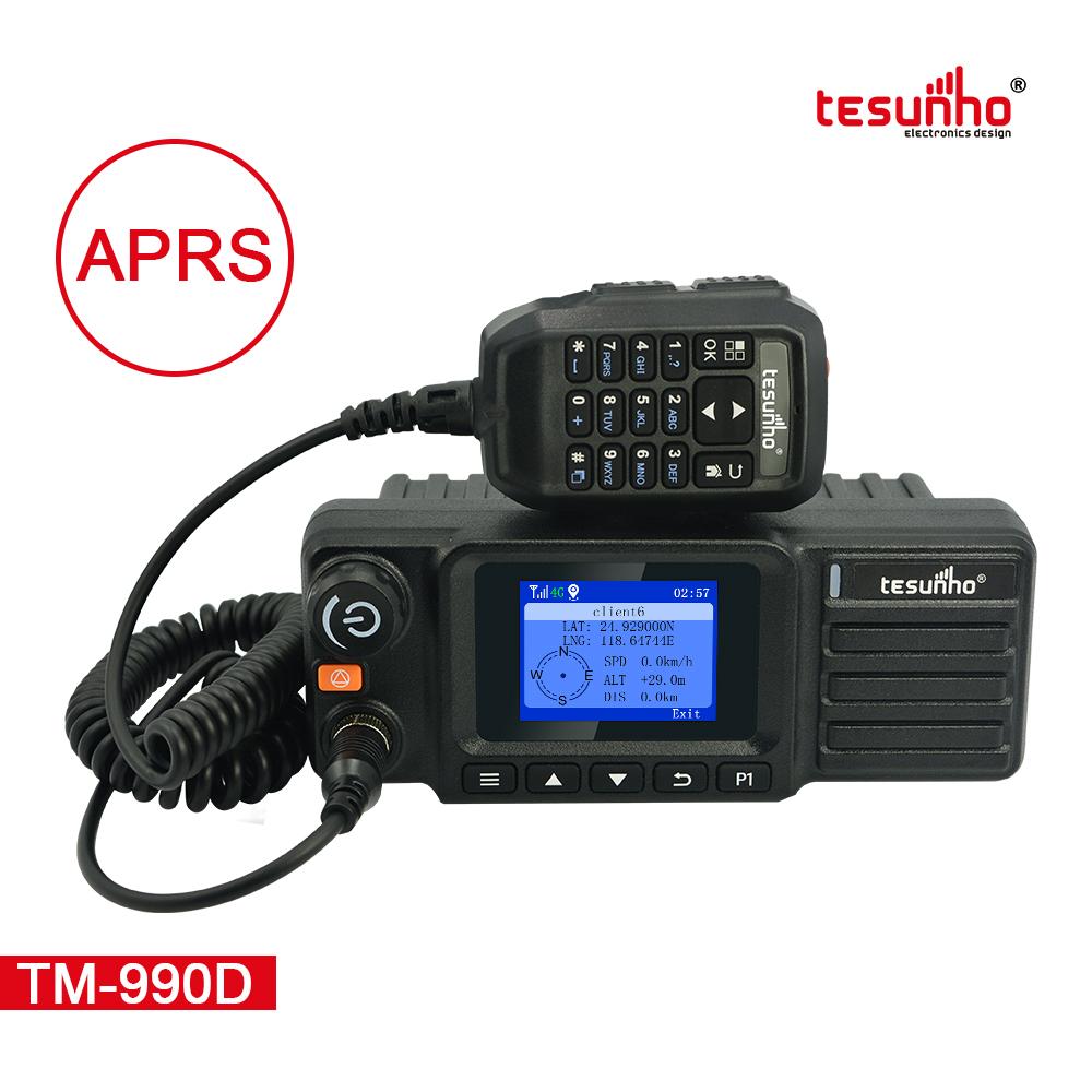 Universal Long Distance Range Car Radio TM-990D