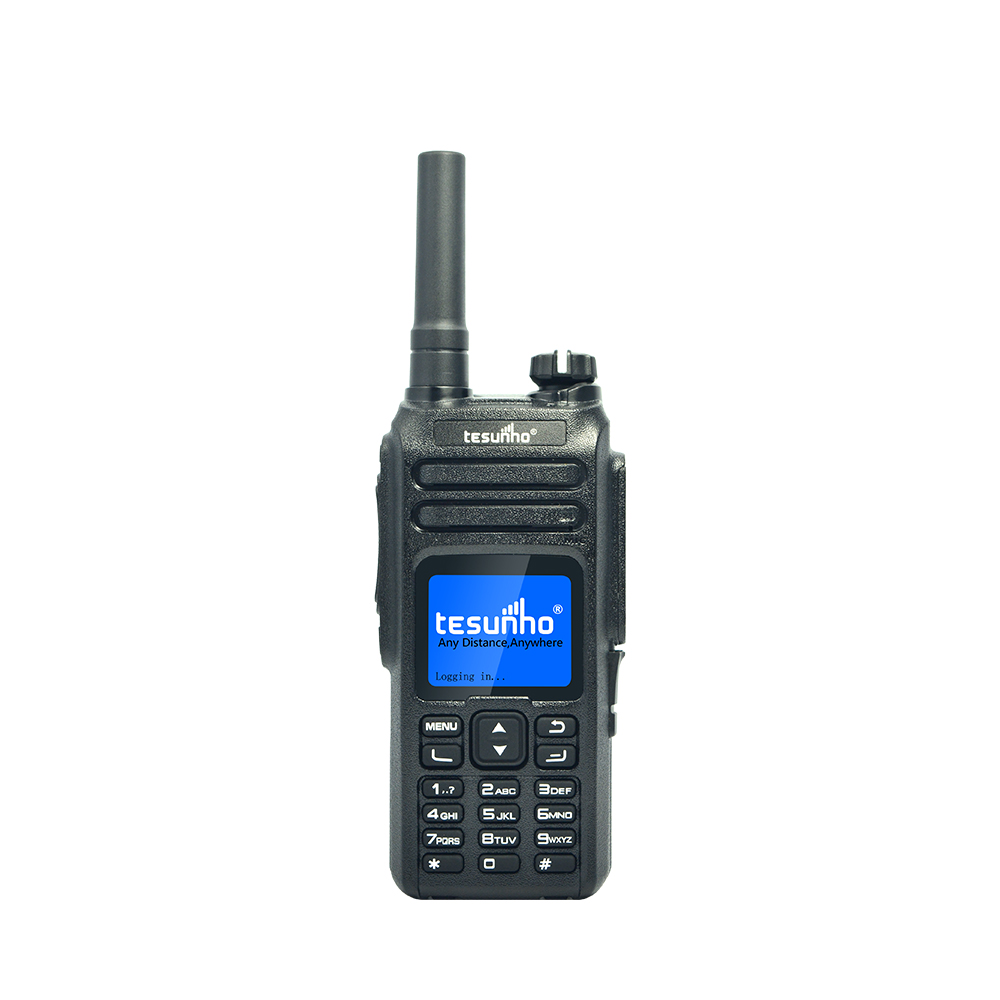 LTE 700Mhz 4G Two Way Radio TH-681