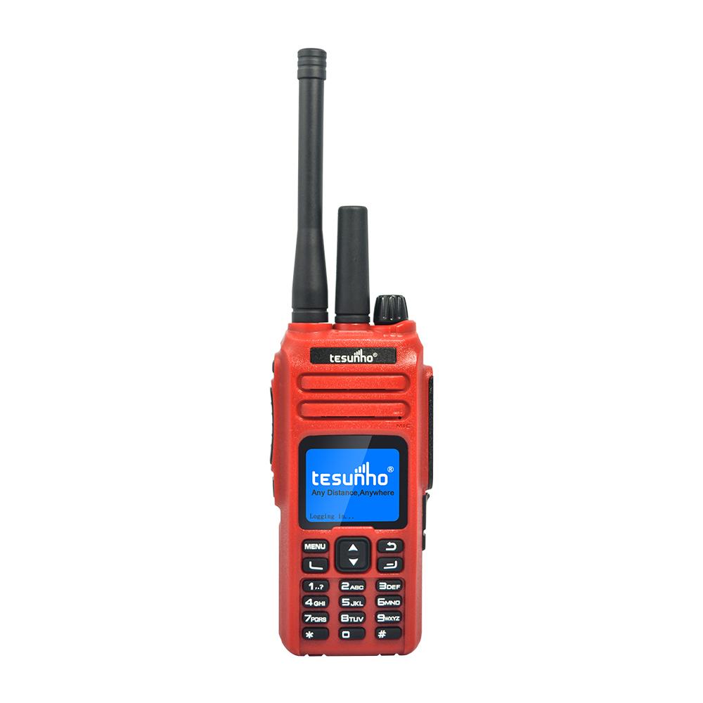 Wireless Intercom 3G Portable Radio Over IP TH-680