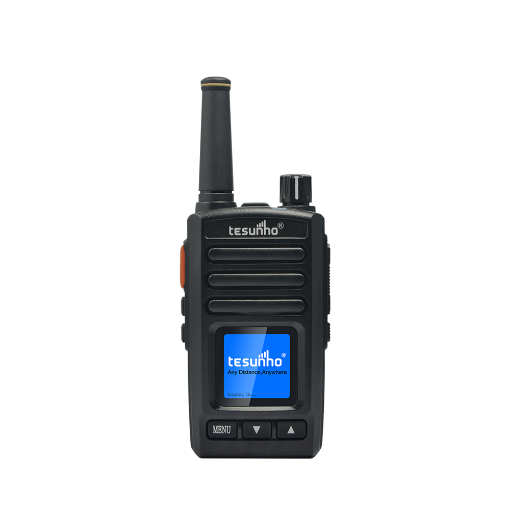 Tesunho Radio With SIM Card GSM WCDMA Internet Walkie Talkie TH-282