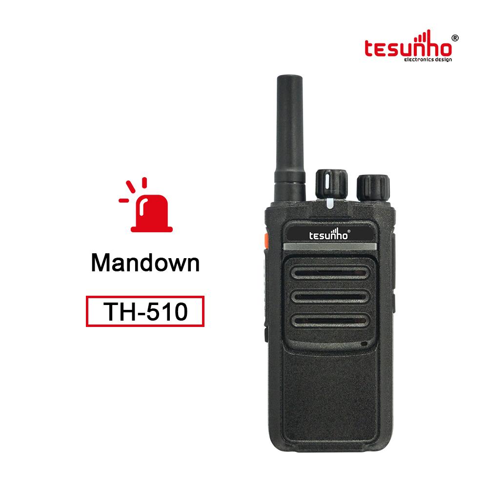 TH-510 Latest Portable Handheld PoC Two Way Radio