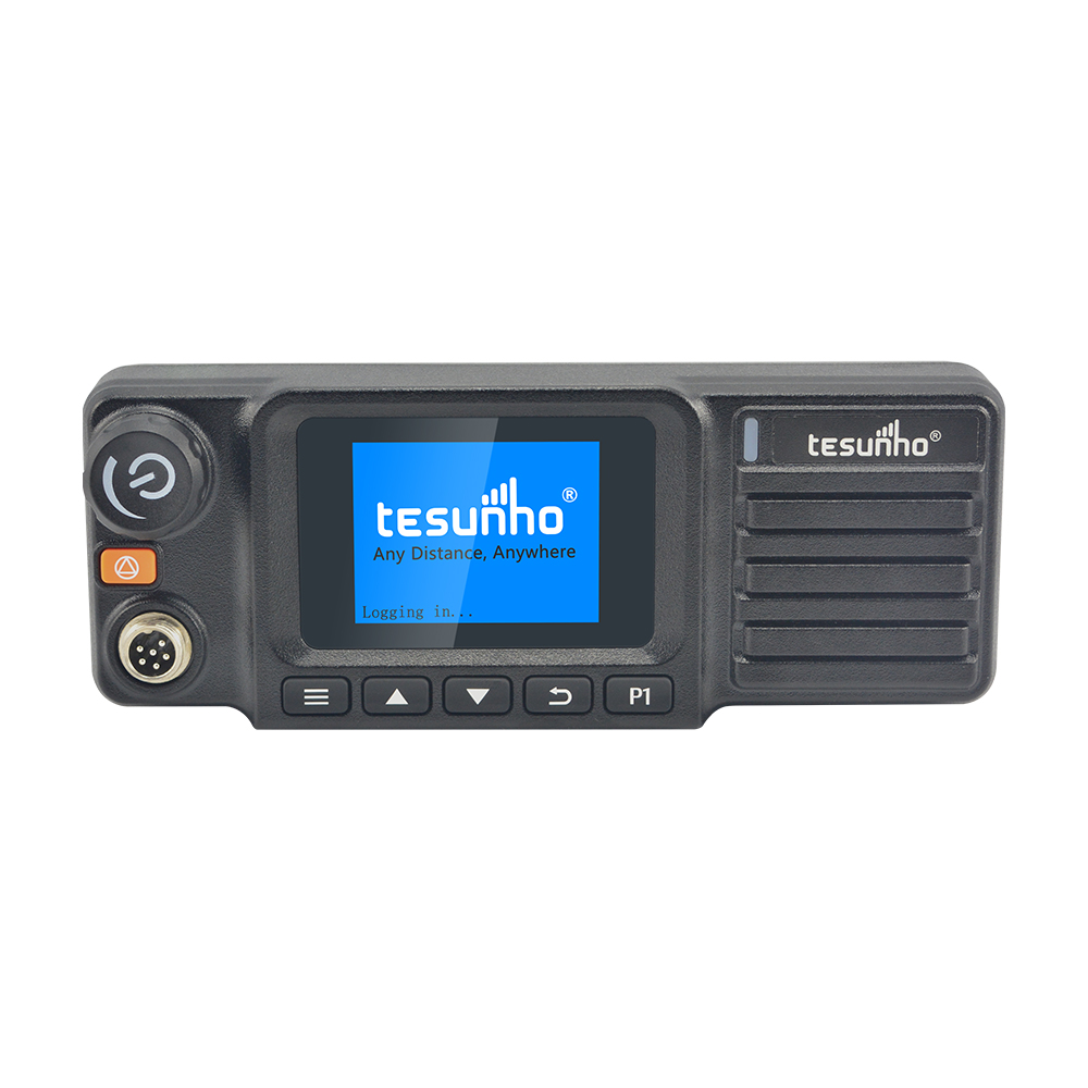 Fleet Vehicle Tracking Device, 4G LTE Land Mobile Radios TM-991