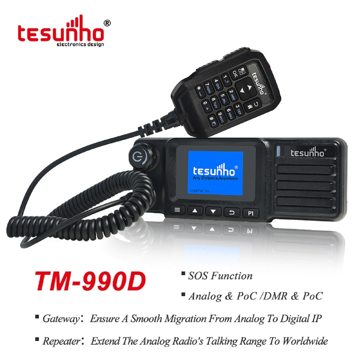 Repeater 4G Analog Mobile Radio TM-990D