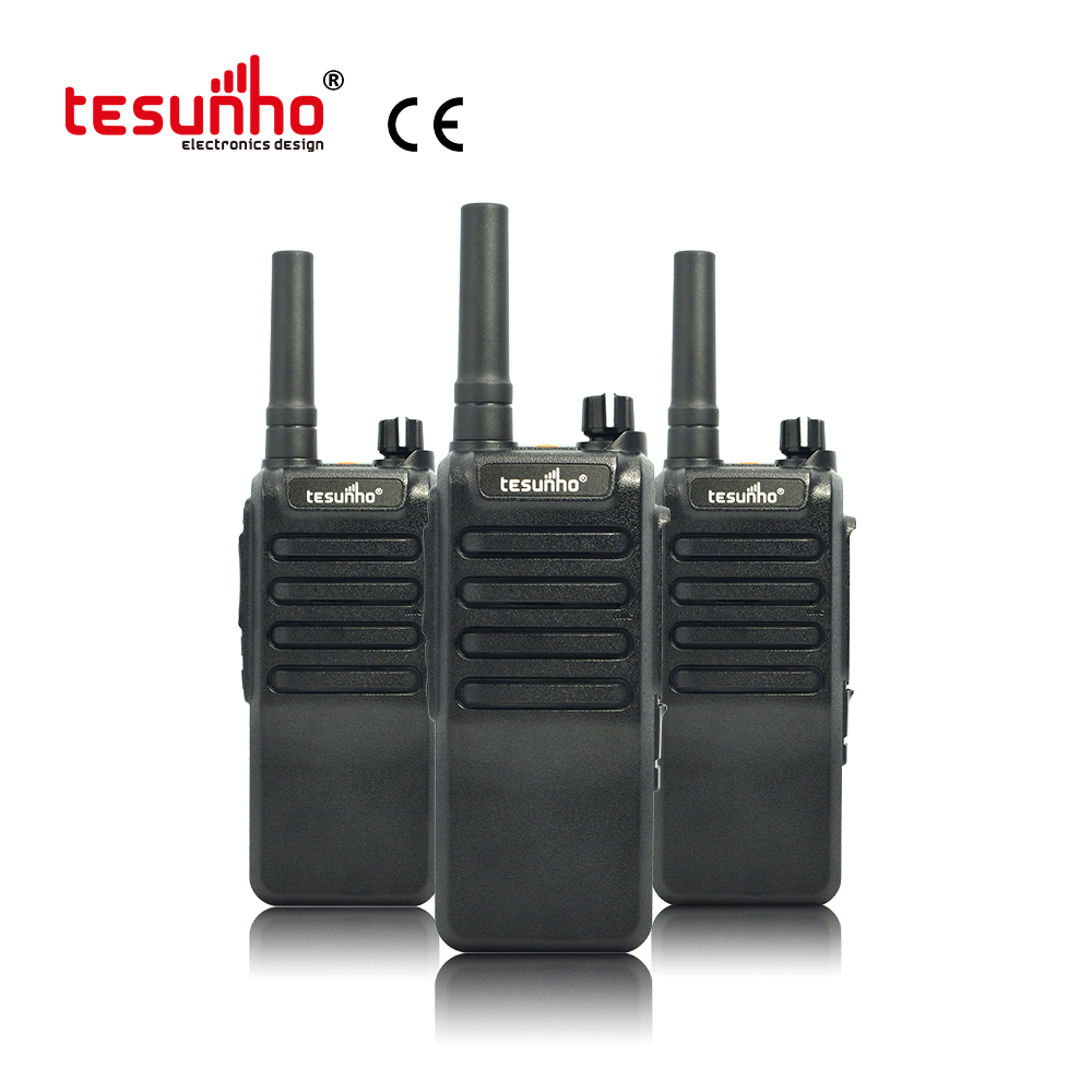 Intrinsically Safe 4G Handheld Two-way Radios
