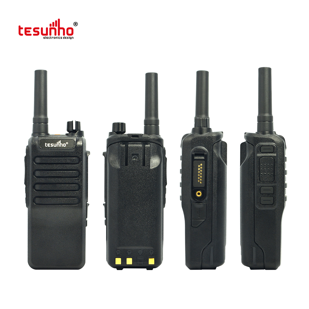 Heavy Duty Site Outdoor Portable Radio Over IP TH-518L