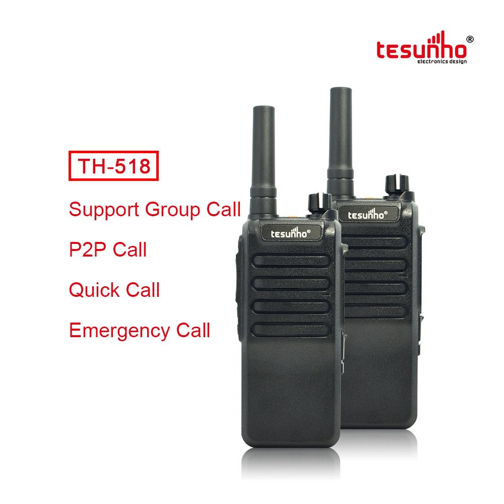 Wholesale 100km Range Portable IP Radio TH-518L