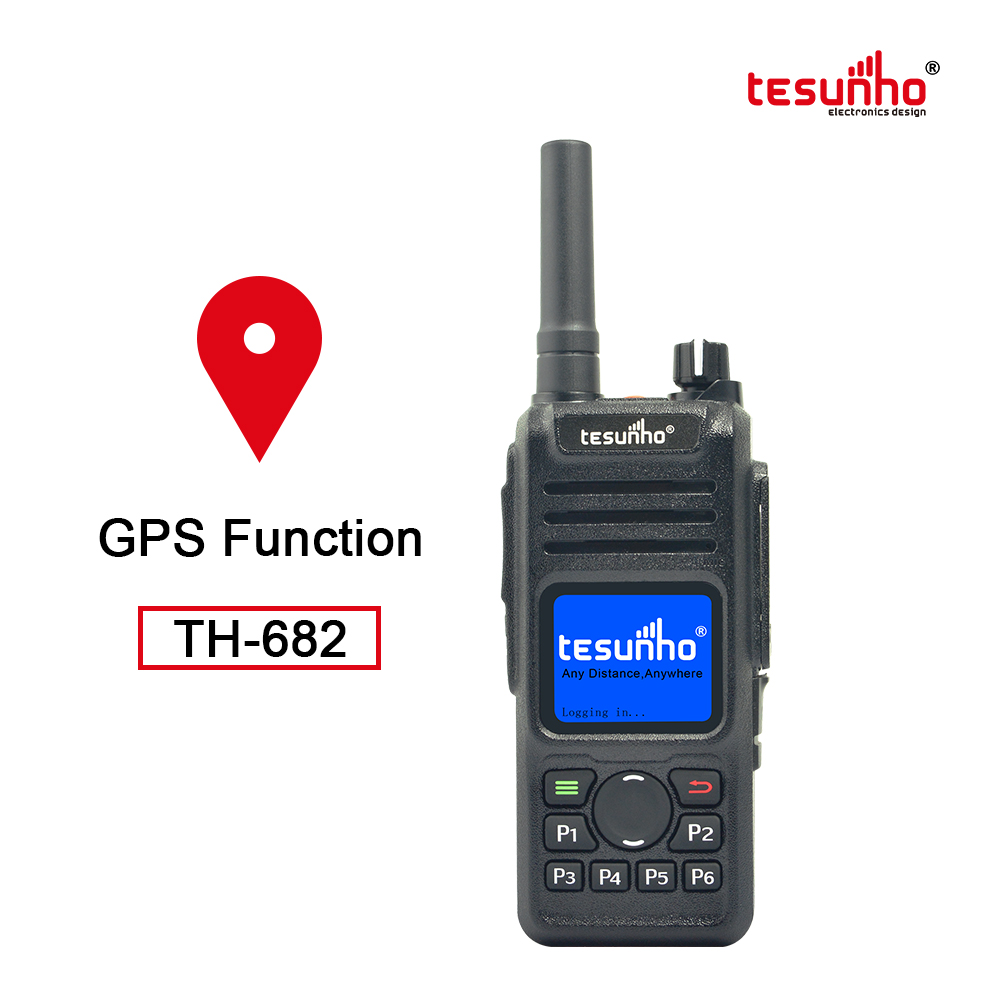 Patrolling Security Guard Tour System Radio TH-682