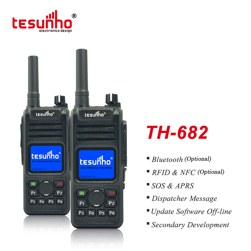 RFID NFC  Secondary Development IP Radios TH-682
